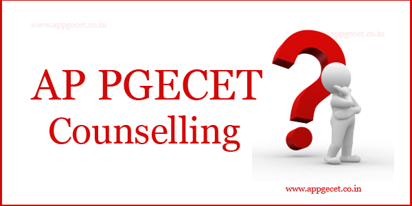 PGECET Counselling AP